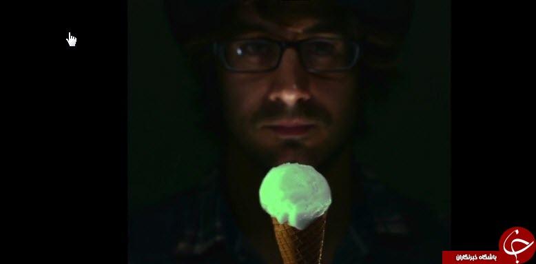 متفاوت ترین بستنی دنیا+ فیلم