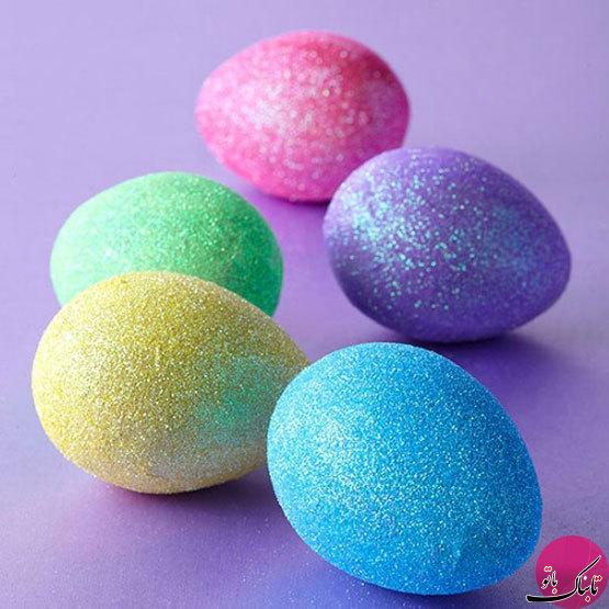 ایدههایی جالب برای تزیین تخم مرغ هفت سین +تصاویر