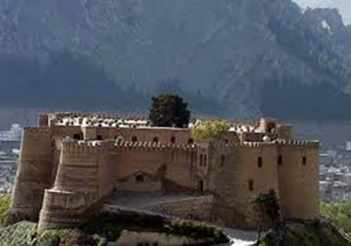قلعه فلک الافلاک نگین خرم آباد