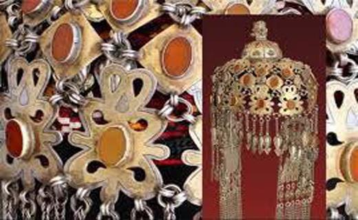 زیور آلات؛ نگین زنان ترکمن صحرا