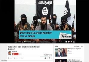 نحوه حمایت انگلیسیها از «افراط گرایی» در «یوتیوب»