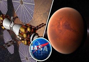 ناسا چه زمانی انسان را برای سفر به مریخ آماده می کند؟