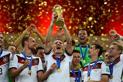 ستارههای بی نظیر فوتبال آلمان