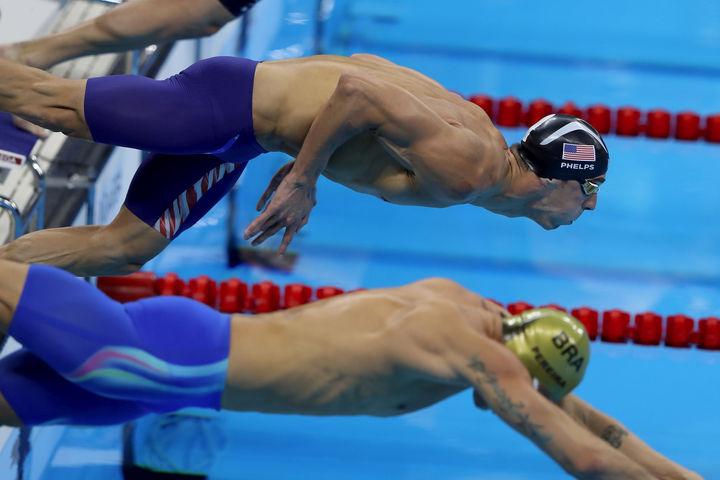 زشت و زیبا از المپیک ریو به روایت تصویر
