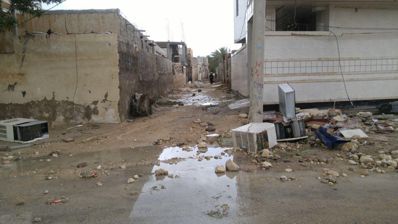فعالیت هشت گروه امداد و نجات جمعیت هلال احمر در دیر