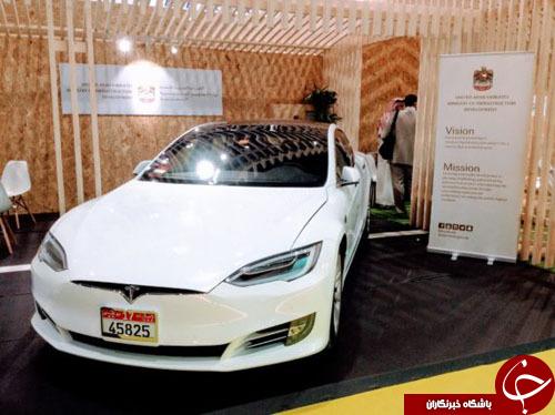 خرید 200 دستگاه خودروی تسلا برای تاکسیرانی دبی!+ تصاویر