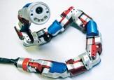 باشگاه خبرنگاران -ربات مارگونهای که لولههای زیر آب را تعمیر میکند+ تصاویر