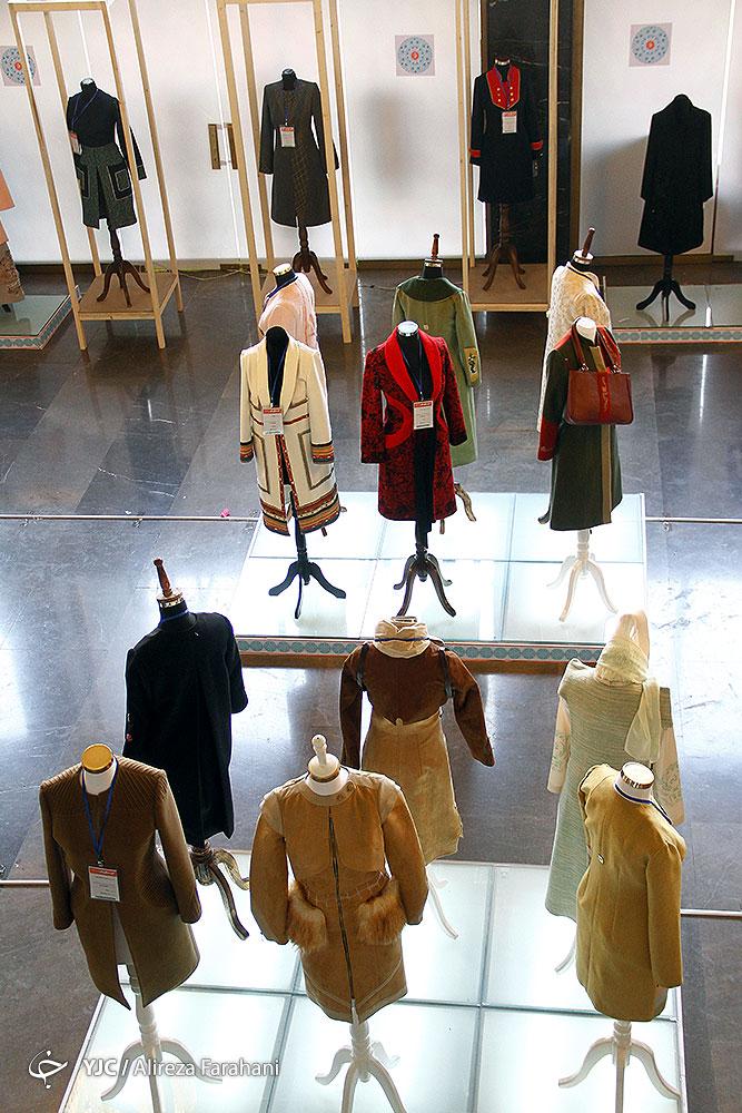 گزارش تصویری از ششمین جشنواره مد و لباس فجر