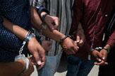 باشگاه خبرنگاران -دستگیری 4 نفر از اراذل و اوباش در آمل