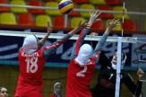 باشگاه خبرنگاران -چهارمین دوره مسابقات والیبال قهرمانی دانشجویان دختر کشور