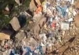 باشگاه خبرنگاران -نمایی زشت از ساحل بندر ماهشهر + فیلم