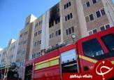 باشگاه خبرنگاران -آتش گرفتن منزل مسکونی در بیرجند
