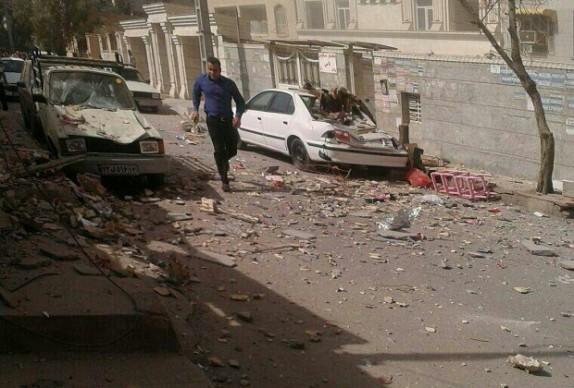 باشگاه خبرنگاران -انفجار در مجتمع مسکونی یک کشته و 7 مصدوم برجای گذاشت + فیلم و تصاویر