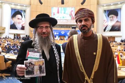 باشگاه خبرنگاران -ششمین کنفرانس بین المللی حمایت از انتفاضه فلسطین -2