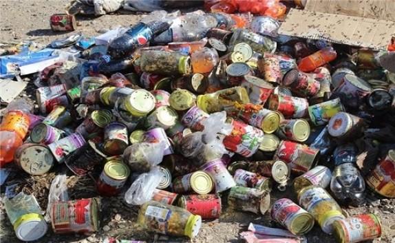 باشگاه خبرنگاران - کشف مواد غذایی فاسد در آبادان به مبلغ 966 میلیون ریال