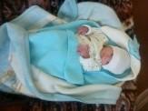 باشگاه خبرنگاران -پذیرش نوزاد رها شده در شیرخوارگاه تبریز