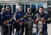 باشگاه خبرنگاران -تیم ملی قایقرانی اسپانیا وارد بوشهر شد