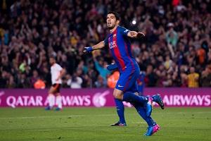 باشگاه خبرنگاران -بارسلونا 4 - والنسیا 2/پیروزی سخت کاتالان ها به لطف پنالتی و اخراج