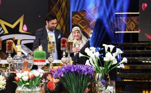 ترانهخوانی برترين خواننده تيتراژ در حضور مادرش/ تبريك سه ستارهایها به دختر اكبر عبدی