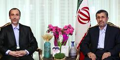 متن پیام نوروزی احمدی نژاد خطاب به ملت ایران