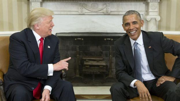 رد شدن ادعای شنود اوباما از برج ترامپ