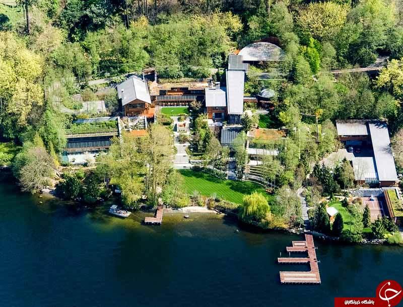 گرانترین خانههای جهان +تصاویر