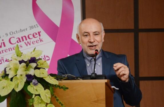 باشگاه خبرنگاران - مرکز تحقیقات سرطان نیازمند حمایت مسئولان است/ بنیانگذار فلوشیپ جراحی سینه در کشور هستیم