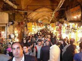 شروع طرح نظارت بر بازار شب عید ایوان