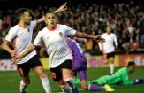 باشگاه خبرنگاران -والنسیا 2 - رئال مادرید 1/دومین شکست فصل کهکشانی ها در خانه خفاش ها
