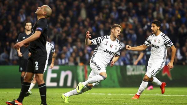 باشگاه خبرنگاران -پورتو 0 - یوونتوس 2/فتح جنوب اروپا با تعویض های طلایی آلگری