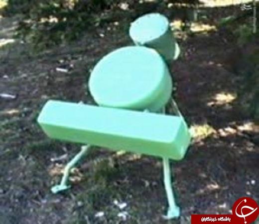 وحشت ارتش آمریکا از «صاعقه» جدید سپاه/ سرباز همیشه بیدار ایرانی آماده انهدام بالگردهای متجاوز شد +عکس