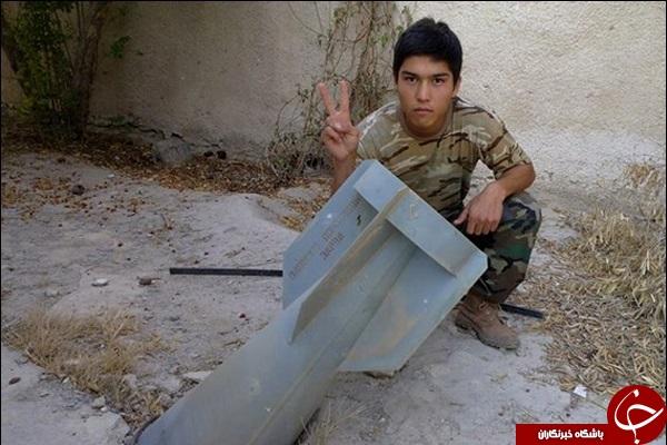 شهیدی که با ذکر یاعلی سرش را به تیغ داعش داد +فیلم