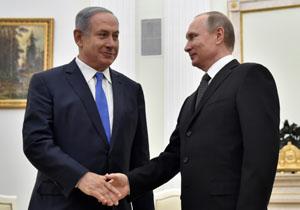 نتانیاهو با پوتین دیدار میکند/ سوریه و ایران محور مذاکرات خواهد بود