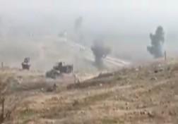 باشگاه خبرنگاران - درگیری نیروهای عراقی با تروریستهای داعش در فرودگاه موصل + فیلم