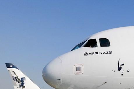 نقص فنی هواپیمای ایرباس 300 ایران ایر /هواپیمای ایرباس به دلیل نقص فنی از نیمه راه بازگشت