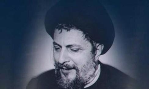 برخورد جالب امام موسی صدر هنگام سیگار کشیدن پسرش+ فیلم