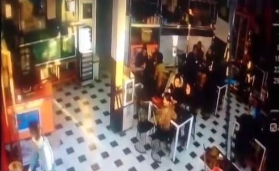 باشگاه خبرنگاران - لحظه وقوع زلزله در مریوان + فیلم