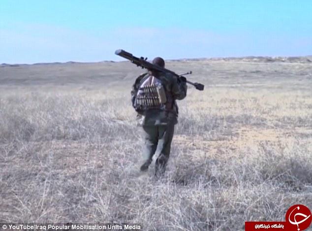 ریشسفید عراقی 320 داعشی را به کام مرگ فرستاده است+ تصاویر