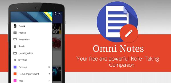 دانلود Omni Notes؛ محبوب ترین نرم افزار یادداشت برداری