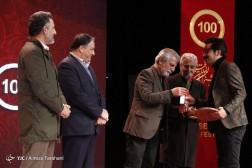 باشگاه خبرنگاران - مراسم اختتامیه جشنواره بین المللی فیلم 100