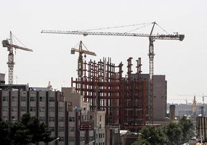 ساختمان سازهای چینی در ایران