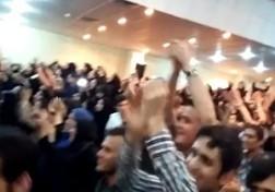 باشگاه خبرنگاران - حرکات موزون پایه اصلی مراسم ناموزون برخی دانشگاهها + صوت