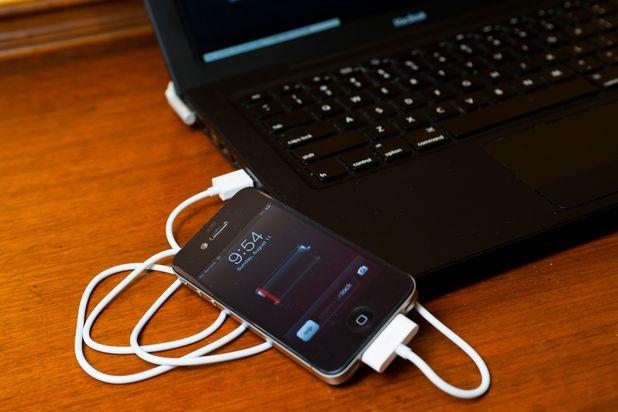 چگونه تلفن همراهمان را 10 برابر سریعتر شارژ کنیم؟