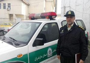 انهدام باند کلاهبرداری در محمود آباد