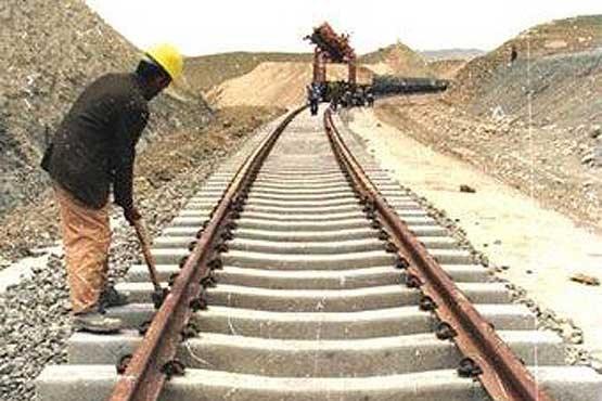 تکمیل پروژه خط آهن ایران و افغانستان تا پایان سال 96