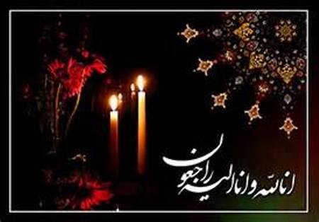 مراسم گرامیداشت والده سردار سرتیپ محمدرضا نقدی آغاز شد