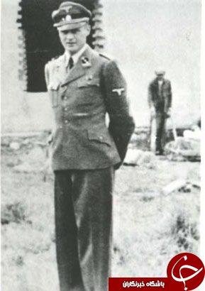 تصاویری زیرخاکی از افسران مرگ اردوگاه آشویتس