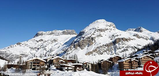 باشگاه خبرنگاران -اسکیباز بریتانیایی بر اثر سرعت بالا سکته کرد +تصاویر