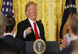 باشگاه خبرنگاران - وقتی جنگ ترامپ با رسانهها نقاب را از چهره نظام سلطه برمیدارد + صوت