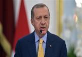 اردوغان و بارزانی در استانبول دیدار کردند